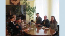 румунська і молдавська делегації