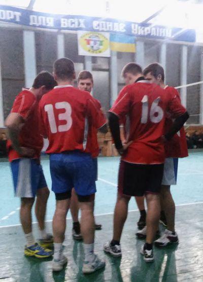Районний турнір з волейболу серед дорослих - Татарбунари - 1