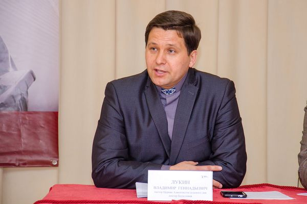 500-летие Реформации - пресс-конференция - Черноморск - Лукин