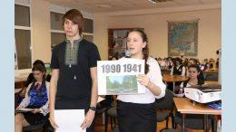 День пам'яті жертв Голокосту - одеська гімназія №7