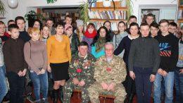 День вшанування учасників бойових дій - Саврань