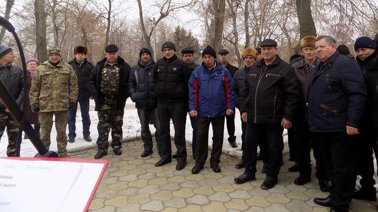 День вшанування учасників бойових дій - Захарівка - 1