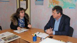 Депутат Одесского облсовета Братинов - прием в Арцизе