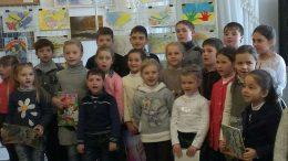 Конкурс малюнку «Єдина Соборна Україна» - Ізмаїл