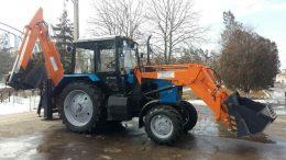 Новий трактор для комунального підприємства - Березівка