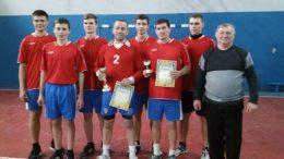 Районний турнір з волейболу серед дорослих - Татарбунари