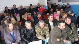 Сходка громадян - с.Новозаріцьке - Захарівський район