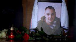 Татарбунари попрощалися із героєм АТО Романом Гульченко