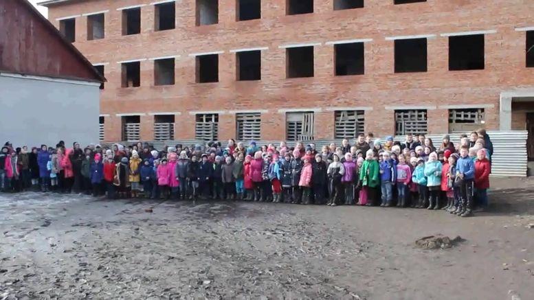 Відеозвернення учнів та вчителів Ставрівського НВК