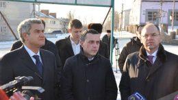 Візит у Балтський район голови облдержадміністрації Максима Степанова