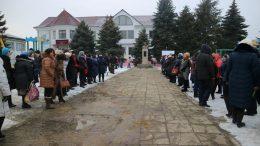 Вшанували пам'ять Героїв Небесної Сотні у Любашівці