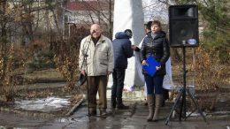 Вшанування пам'яті Героїв Небесної Сотні - Ананьєв