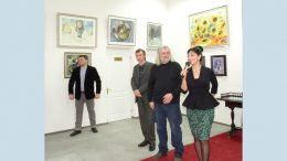 Выставка «Море акварели» - Измаил