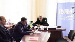 Зустріч з представниками Асоціації міст України - Березівка