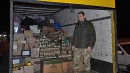 допомога жителям Авдіївки - Одещина