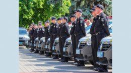Поліція отримає 77 нових автомобілів