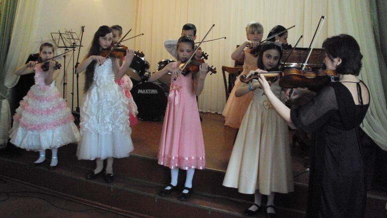 Арцизская детская музыкальная школа