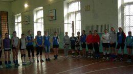 Міжрайонний волейбольний турнір - Ананьїв