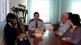 Прес-конференція з начальником Арцизького ВП ГУНП