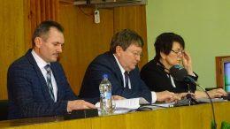 Сессия Измаильского районного совета