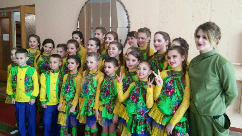 Танцювальна студія «Dance world»