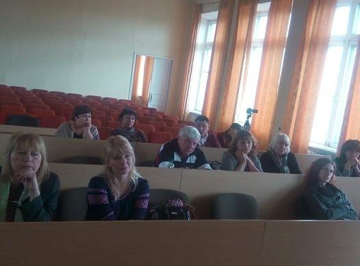 У Великій Михайлівці ділилися досвідом роботи в об'єднаних громадах - 1