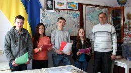 В Саврані вшанували роковини Української революції