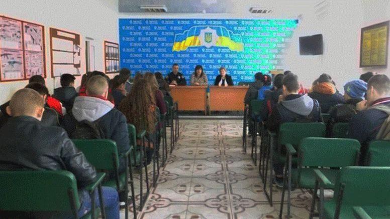 Экскурсия в Тарутинское отделение полиции Арцизского ОП ГУНП