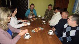 Зустріч із учасниками АТО - Ананьєв