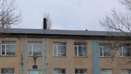 Ремонт даху Антонівської школи