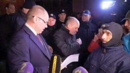 мітинг патріотичних сил Одещини