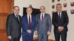 зустріч Голови одеської облдержадміністрації Максима Степанова з поляками