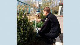 Акция «За чистую окружающую среду» - Ананьев