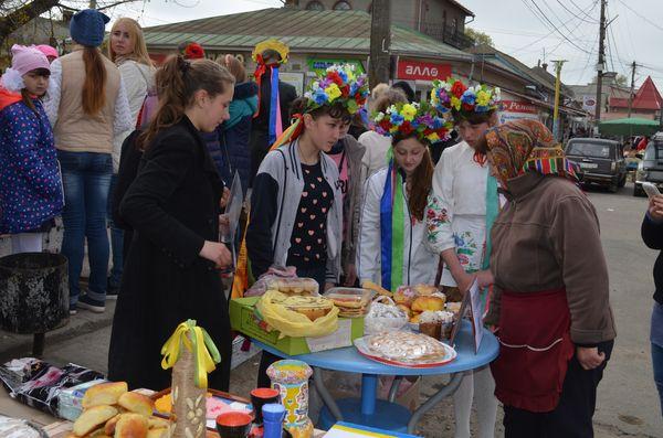 Благодійний ярмарок - Татарбунари -1