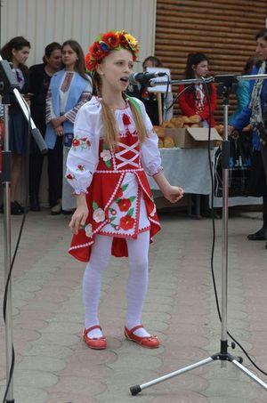 Благодійний ярмарок - Татарбунари -2