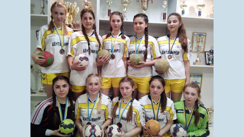 Чемпіонат дитячо-юнацької ліги Одеської області з гандболу