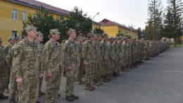 Церемонія завершення навчання підрозділу 28-ої окремої механізованої бригади