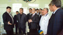 Губернатор посетил Арцизский район