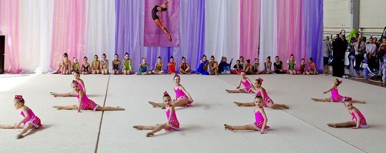 Международный турнир по художественной гимнастике - Измаил - 2