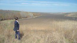 Незаконне використання земельної ділянки