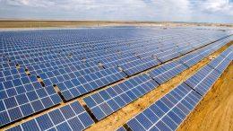 Сонячна електростанція - Окнянський район