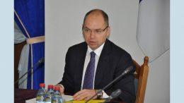 губернатор Одещини - звіт