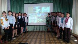 Урок-реквієм, присвячений вшануванню річниці Чорнобильської аварії - Саврань
