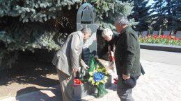 Великомихайлівці висловили скорботу за загиблими у Чорнобилі