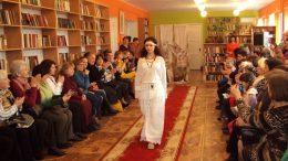 Выставка работ художницы и дизайнера одежды Тамары Ткач - Арциз