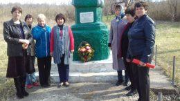Жителі Петрівської сільської ради вшанували пам'ять визволителів