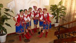 Захарівський хореографічний колектив народного танцю «ВИДИВО»