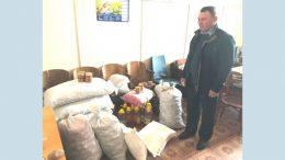 гуманітарна допомога в зону АТО