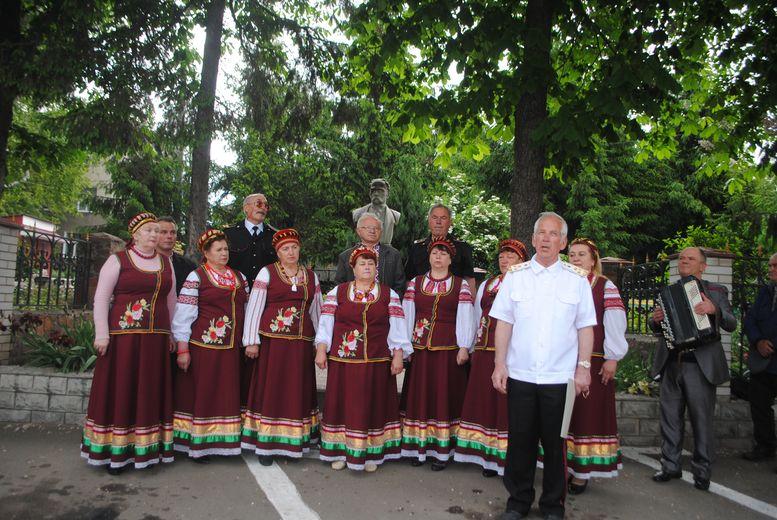 156-ті роковини перепоховання Тараса Шевченка - Балта -3