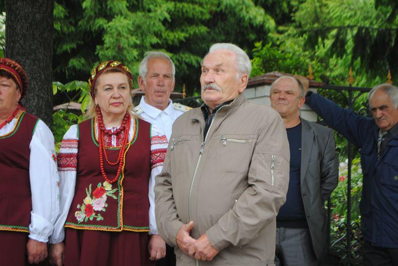 156-ті роковини перепоховання Тараса Шевченка - Балта - 4